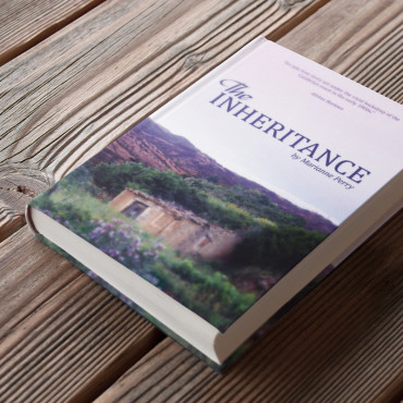 Marianne Perry The Inheritance Novel Design
